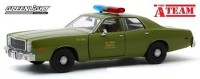 "1:24 PLYMOUTH Fury ""U.S.Army Police"" 1977 (из телесериала 'Команда А"")"