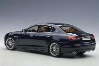 1:18 Maserati Quattroporte GTS 2015 (passion blue)