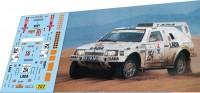 1:43 набор декалей LADA T3 Roch №254 Dakar 1994