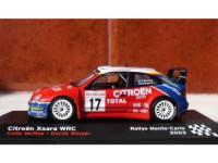 1:43 CITROEN Xsara WRC C. McRae #17 Rallye Monte Carlo 2003