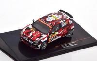 1:43 VW Polo GTI R5 #47 Camilli/Veillas Rally Catalunya 2018