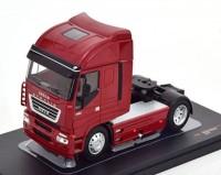 1:43 седельный тягач IVECO Stralis 480 2012 Metallic Red