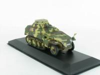 1:43 бронетранспортер Sd.Kfz. 250/9 24. Pz. Division Debrezen Венгрия 1944