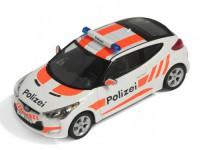 "1:43 HYUNDAI VELOSTER 2012 ""Swiss Polizei"" (полиция Швейцарии) 2012"