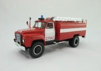 1:43 Горьковский грузовик тип АЦ-30(53-12)-106Г СПАС