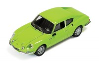 1:43 SIMCA CG 1300 Coupe 1973 Mettalic Green