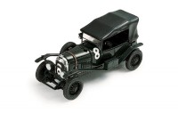 1:43 BENTLEY 3 Litre #8 J.Duff/F.Clement Winner Le Mans 1924