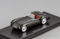 1:43 Victress S-1 sport roadster 1953 (black)