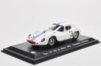 1:43 MASERATI Tipo 151 #3 Thomson/Kimberly 24h du Mans 1962