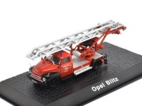 1:72 OPEL Blitz Dl18 Magirus  пожарная лестница 1960