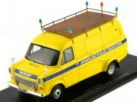 1:43 Ford Transit (1974) Криминалистическая лаборатория