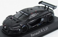 1:43 RENAULT R.S.01 Test Car 2014 Black