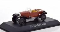 1:43 CITROEN B2 Caddy 1923 Maroon