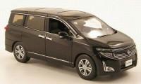 1:43 Nissan New Elgrand 2010 (black)