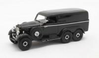 1:43 MERCEDES-BENZ G4 (W31) Kastenwagen (фургон) 1939 Black