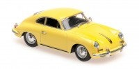 1:43 Porsche 356 B Coupe - 1961 (yellow)