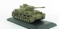 1:43 танк Pz.Kpfw.IV Ausf.G (Sd.Kfz. 161/1) Тунис 1943