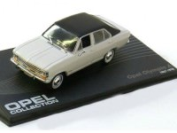 1:43 OPEL OLYMPIA A 1967-1970 White/Black