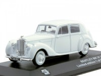 1:43 BENTLEY MK VI 1950 White