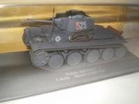 1:43 танк Pz.Kpfw.38(t) Ausf.F-7.Pz.Division Вязьма 1941