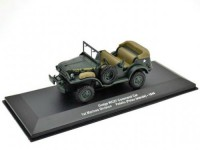 1:43 DODGE WC57 3/4 Command Car 4х4 Морская пехота США Тихий океан 1944
