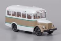 1:43  Курганский автобус 651 бежево-коричневый