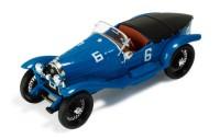 1:43 LORRAINE-DIETRICH B3-6 #6 R.Bloch/A.Rossignol Winner Le Mans 1926