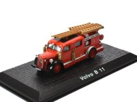 1:72 VOLVO B11 Fire Brigade 1965