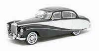 1:43 ROLLS ROYCE Silver Cloud Hooper Empress 1955 Black/Silver