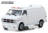 1:43 GMC Vandura Custom (фургон) 1983 White