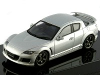 1:43 Mazda Speed RX-8 2005 (sunlight silver)