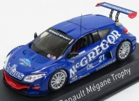 "1:43 RENAULT Megane Trophy #21 ""McGregor"" Winner World Series 2009"