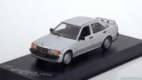 1:43 MERCEDES-BENZ 190E 2.3 16V (W201) 1988 Silver