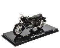 1:24 мотоцикл BMW R69-S 1961 Black