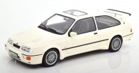 1:18 FORD Sierra RS Cosworth 1986 White
