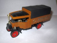 "1:64 Foden C-Type Steam Wagon 1922 ""Tate & Lyle's"""