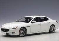 1:18 Maserati Quattroporte GTS 2015 (white)