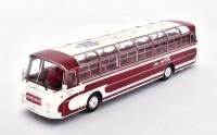 1:43 автобус  SETRA S-14 KÄSSBOHRER GERMANY 1961 Red/Beige
