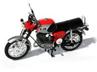 1:24 мотоцикл MZ TS 250/1 1976