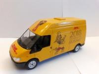 1:43 Ford Transit с декалью Чемпионат мира по футболу 2018