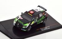 1:43 VW Polo GTI R5 #42 Burri/Levratti Rally Monte Carlo 2020