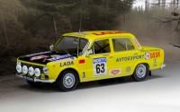1:43 LADA 1300 1000 LAKES Rally Rally Finland 1975 STASYS Brundza
