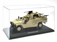 1:43 RENAULT SHERPA Light Tactical Vehicle 4х4 2006