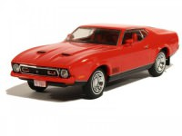 1:43 Ford Mustang Mach 1 1971 Red