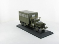 1:43 GMC CCKW 353 mobile workshop  ASCZ France 1944
