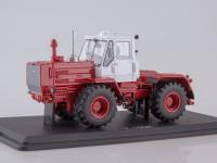 1:43 Трактор Т-150К (серо-красный)