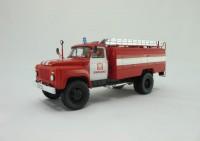 1:43 Горьковский грузовик тип АЦ-30(53-12)-106Г Володарск