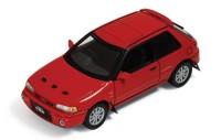 1:43 MAZDA 323 GTR 1991 Red