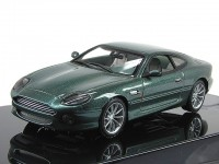 1:43 Aston Martin DB7 Vantage 2000 (metallic green)