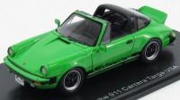 1:43 PORSCHE 911 Carrera Targa USA (930) 1985 Green/Black
